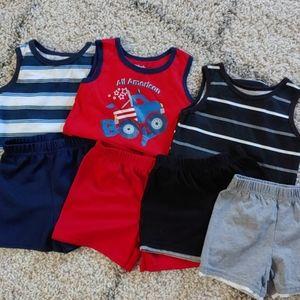 Garanimals summer bundle